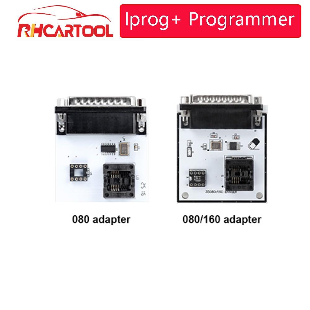 Adapter Iprog + V82 35080 adapter 35080/160 najlepsza jakość