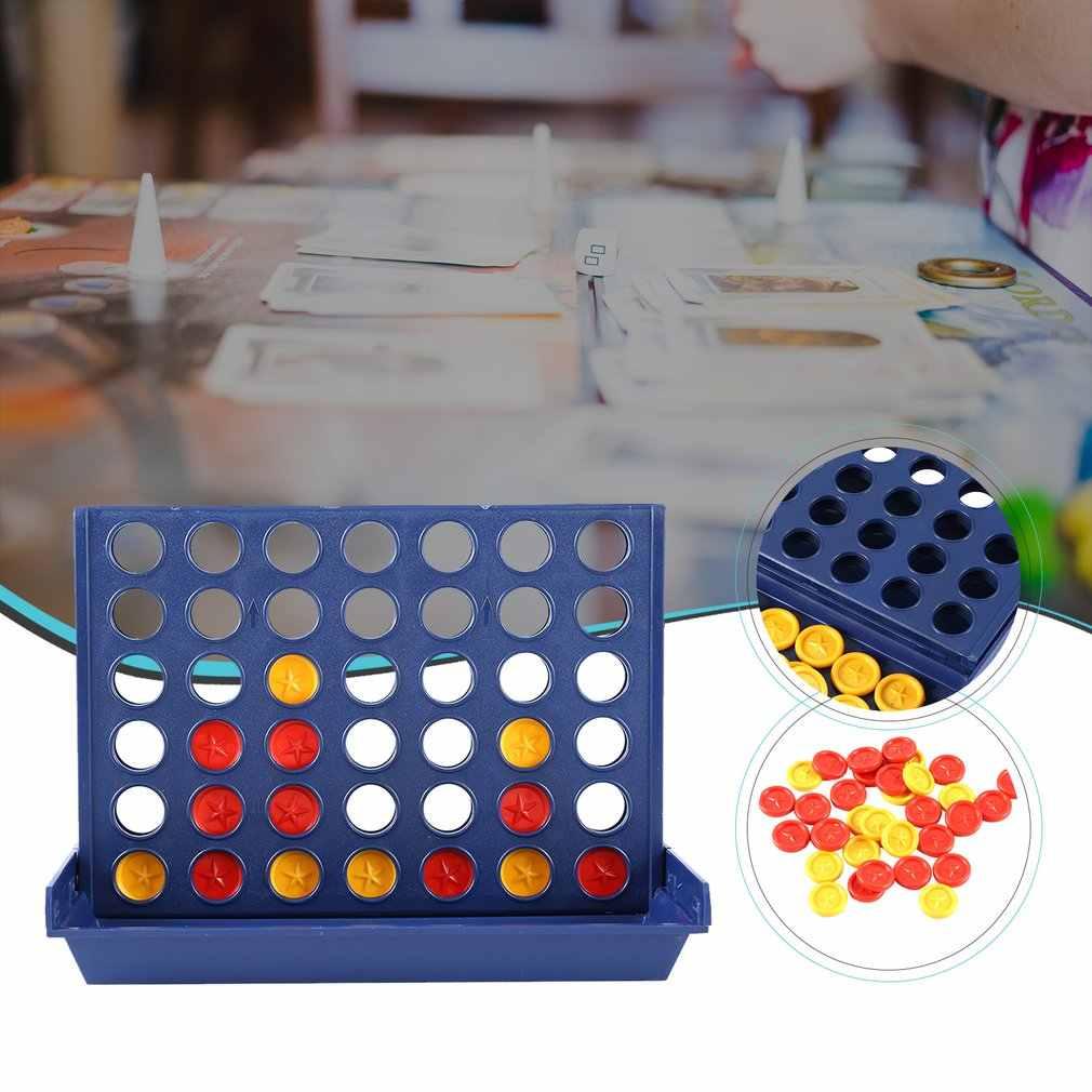 لعبة تعليمية الشطرنج رن اللعب-لعبة البنغو أربعة الرباعي الشطرنج لعبة مجلس العمودي الأزرق العمودي ربط مجلس الداما