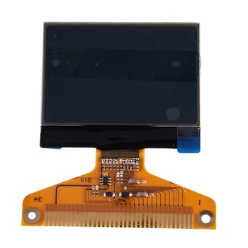 For-Audi A3/A4/A6 VW Passat/Golf 4 Seat Skoda VDO Only Car Instrument Modification Screen LCD Display