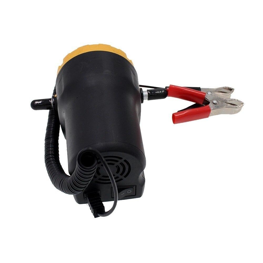 Image 2 - 12v/24vdc Engine Oil Pump Electric Oil/Diesel Fluid Sump Extractor Scavenge Exchange Fuel Transfer Suction PumpPumps   -