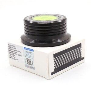 Image 5 - 1PC 3 en 1 50HZ LP 528 60HZ noir LP disque stabilisateur Stroboscope Gradienter avec barre de levier