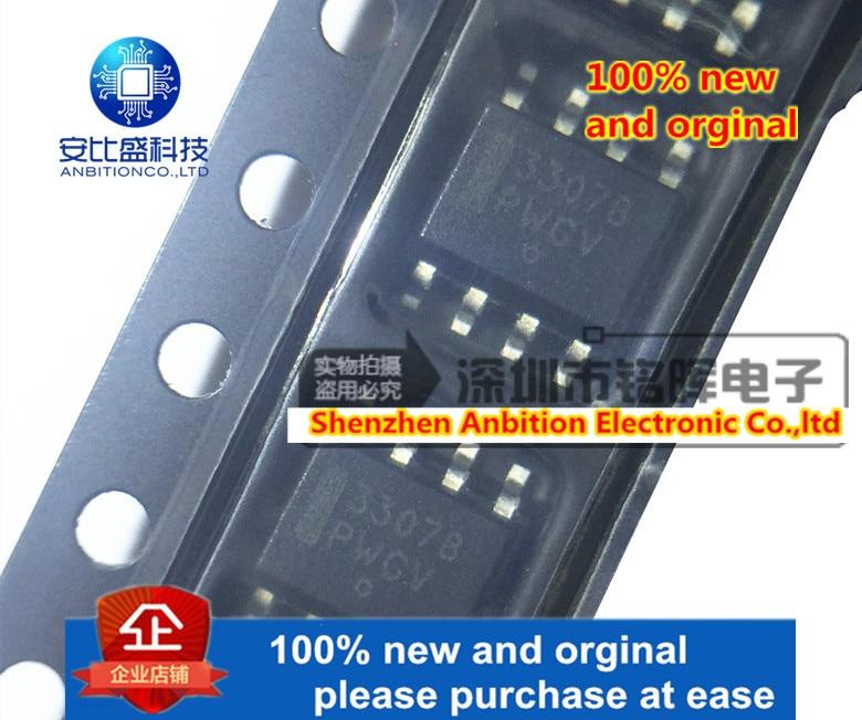 5pcs 100% New And Orginal MC33078 SOP-8 33078 MC33078DR2G In Stock