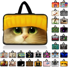 Laptop Sleeve Case 10.1 11.6 13.3 14.1 14.4 15.4 15.6 17.3 17.4 inch Notebook Computer Bag For ipad For MacBook Asus HP Acer #S
