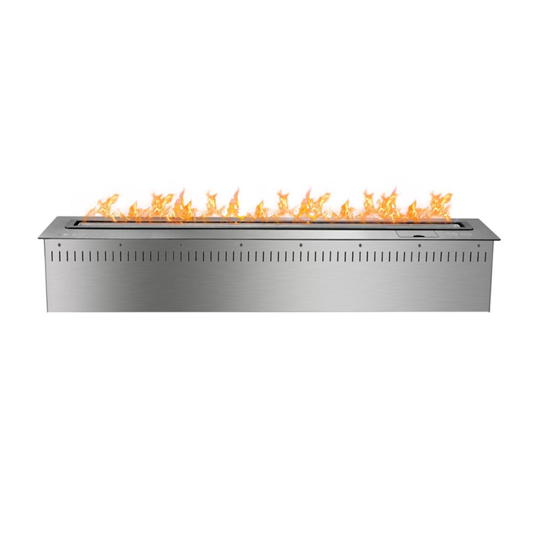 48 Inch Bio Ethanol Fuel Fireplace Electric Insert Fireplace