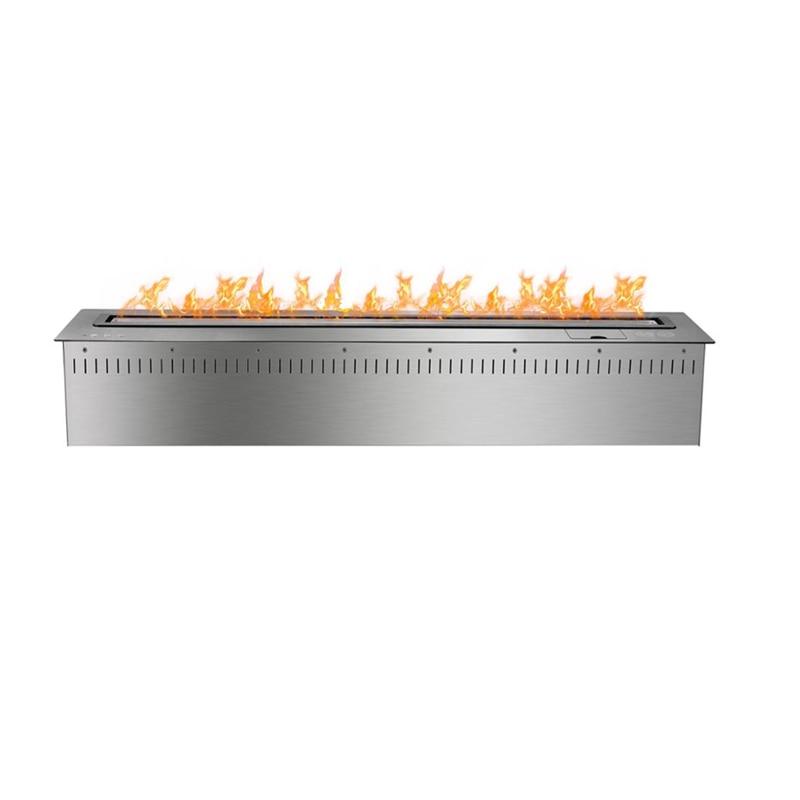 48 Inch  Smart Home Furniture Bio Ethanol Fuel Fireplace