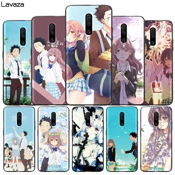 Lavaza Koe no katachi Silicone Soft Case for OnePlus 7T Pro 6T 6 5T 5 image