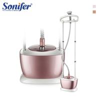 Sonifer-plancha de vapor Vertical de doble Polo para ropa, plancha colgante ajustable de 9 velocidades para el hogar, 2000W