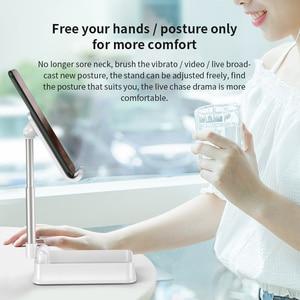 Image 4 - Supporto per telefono cellulare portatile supporto per Tablet pieghevole supporto per Tablet da tavolo universale supporto per telefono cellulare antiscivolo supporto per iPad