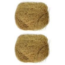 Стерилизованные горшки для роста корней бонсай садовая почва кокосовое волокно хорошая проницаемость птичьи гнезда маленькие домашние животные практичные легко наносятся