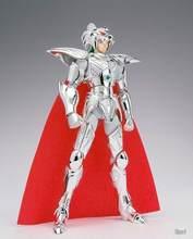 Recém jmodel ex 2.0 saint seiya nordic alcor dzeta bud odin deus guerreiro gêmeo estrela tigre branco preto figura de ação brinquedos