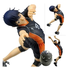 Haikyuu Action Figures Hinata Syouyou AKARA PVC 17CM Japanese Anime Volleyball Figures Toys Haikyuu Toy Doll Gift New