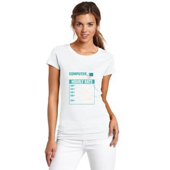 Custom Computer Repair Hourly Rate Design Tech t-shirt 3xl 4xl 116xl Humor derrick rose summer mens t-shirts