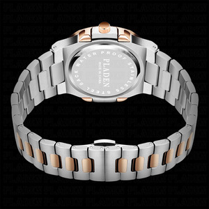Image 5 - חדש שני טון זהב פטק שעון נאוטילוס 5711 מעצב שחייה גברים של שעון פלדת רצועת אופנה מקרית מכירה לוהטת AAA יוקרה שעונים
