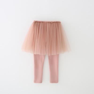 VIDMID Girls Leggings skirt clothing Skirt-Pants Kids Pants trousers Girl kids Leggings Trousers clothes lace pants 7065 02 4