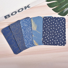 Clothing Patch Bags Elbow Stick-Pattern Can Hot-Drill Customized-Logo Printing Multi-Style