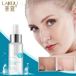 LAIKOU 30ml Hyaluronic Acid Essence Facial Serum Anti Wrinkle Whitening Vitamin C Face Serum Care Skin Hyaluronic Acid Pure