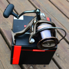 Best No 1 Bearing Fishing Reel Fishing Reels cb5feb1b7314637725a2e7: Black