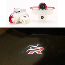 Led-Logo-Lights Projector-Lamp-Accessories Seat Alhambra Leon Mk1 Welcome Ghost-Shadow