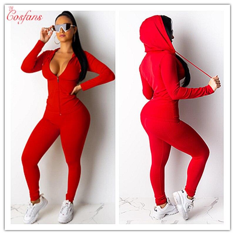 Women Festival Clothing Two Piece Set Tracksuit Top+Pant Sweat Suits Neon 2 Piece Outfits Matching Sets 3XL Plus Size Party Wear