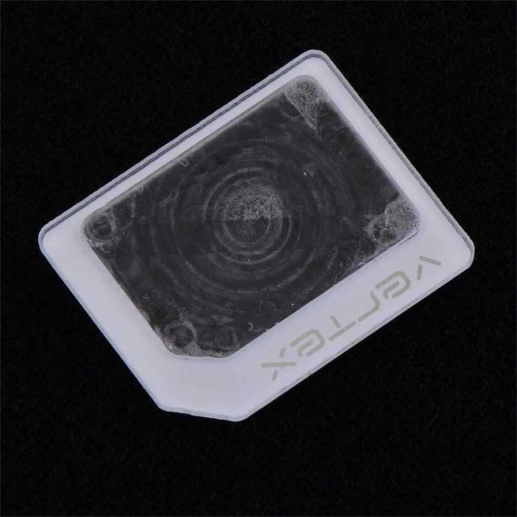 3 uds para nano SIM en Micro estándar adaptador de tarjeta de la bandeja de adaptadores para iPhone 5 gratis/envío de la gota