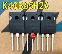 شحن مجاني جديد أصلي AOK40B65H2AL K40B65H2A TO 247