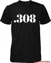 FGHFG .308 Caliber Men's T-Shirt Unisex men women t shirt