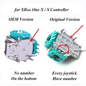 Image 3 - IVYUEEN 50 Pcs 3D Joystick Thumbstick for PlayStation 4 PS4 Pro Slim Controller Rocker for XBox One 360 Analog Sensor Sticks