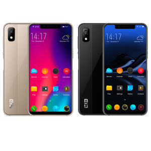 "Image 3 - ELEPHONE A4 3GB 16GB Mobile Phone 8MP Rear Cam Android 8.1 5.85"" HD+ 18:9 Notch Screen 5MP Face ID MTK6739 Quad Core Cellphone"