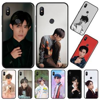 TFBOYS Jackson Yee Boy group Phone Case For Xiaomi Mi A1 A2 5 6 6PLUS 8 9 SE Lite MIX 2 2S MAX 2 3 Pocophone F1 image