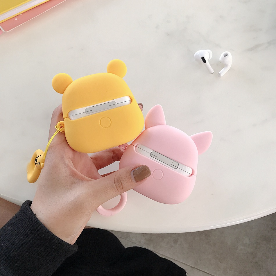 3D Cute Cartoon Cases for Airpods Pro 178