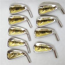 Новый мужской Железный набор меча izu для гольф клубов 4 9pas