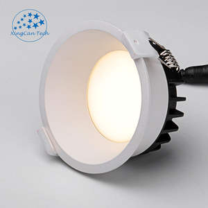 Led-Downlight Ceiling-Lamp Dimmable Kitchen Anti-Glare Bedroom
