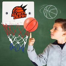 Backboard-Toy-Set Basketball-Goal Small Practice-Accessories Training for Boys Hoop Equipped
