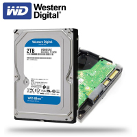 NEW WD Western Digital Blue 1TB 2TB 3TB 4TB Hdd Sata 3.5''  Internal Hard Disk Harddisk Hard Drive Disque Dur Desktop 1