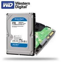 Hard-Disk Sata Internal Desktop Blue 1TB 4tb Hdd 3TB 2TB NEW WD Dur Digital Disque