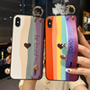 Pretty phone holder case for Samsung galaxy A52 A72 S8 S9 PLUS S10 S20 plus S21 note 10 plus NOTE20 ultra A50 A51 A70 A71 cover