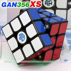 Image 4 - Puzzle Magic GAN cube 3x3 356 GAN356 X v2 gan 356 xs Magnetic cube 3x3x3 GAN356 M GAN460M GAN 460 M 4X4X4 professional cubes
