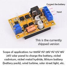 цена на 12 V 18V Solar Panel Controller Fully Automatic MPPT Photovoltaic Charging Module Buck Regulator
