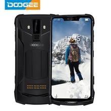 Модульный усиленный телефон DOOGEE S90, 6,18 дюймовый дисплей, 5050 мАч, Helio P60 восемь ядер, 6 ГБ+128 ГБ, Android 8.1, камера 16 Мп, IP68/IP69K