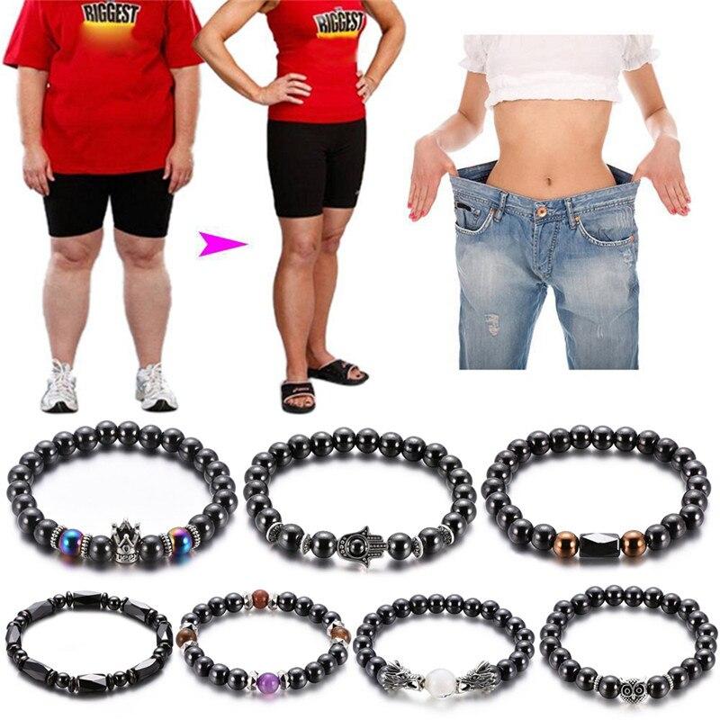 Горячее предложение, новинка, энергетические браслеты для женщин, магнитотерапия, гематит, браслет для мужчин, s, тигровый глаз, браслет для ...