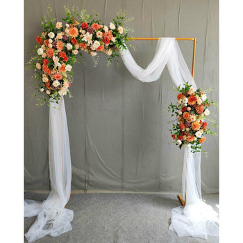 Wedding Arch  Iron  Stage Background Frame Decorative Flower Stand Wedding Wedding Stand Party Decoration  Unicorn Party