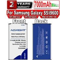 7000mAh batería para Samsung Galaxy S5 EB-BG900BBC SV i9600 i9602 i9605 G900F G900T G9008V G9009D G9009W G9006W G900