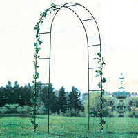 Metal Wedding Arch Upright Base Pole Stand Display Set Wedding Party Bridal Prom Garden Floral Decoration Party Supplies