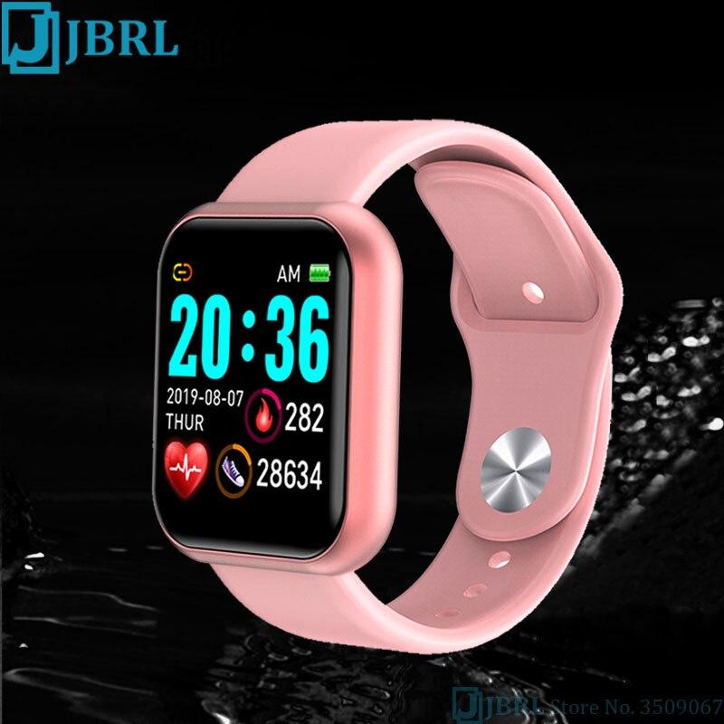 Fashion Smart Watch Women Men Smartwatch Electronics Smart Clock For Android IOS New Bluetooth Smart-watch Top Fitness Tracker