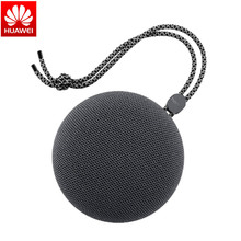 Huawei glory music small dome speaker gray, red light and portable, 8.5 hours continuous play speaker music call audio