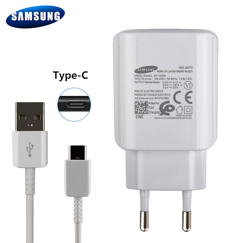 Wall Home AC Charger for Samsung Galaxy Tab A SM-T280 7 Tablet