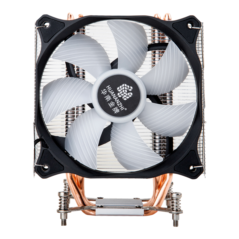 radiador silencioso ventilador único dissipador de calor