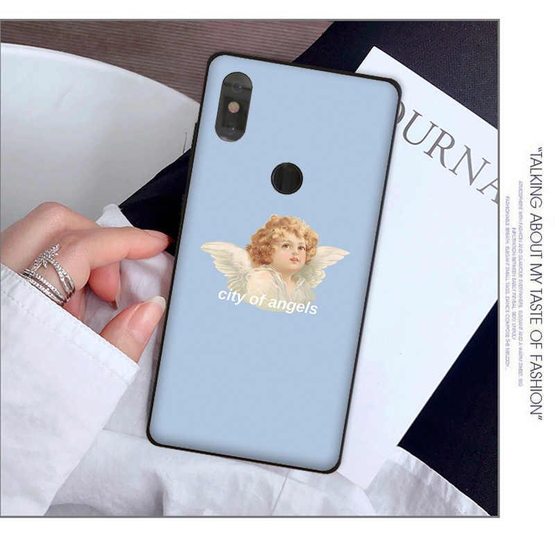NBDRUICAI renesansu aniołów Cupid miękkie etui na telefon tpu etui na xiaomi 8 9 se 5X Redmi 6pro 6A 4X7 5plus uwaga 5 7 6pro
