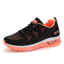 High Quality Running Shoes for men Breathable Air Mesh Knit