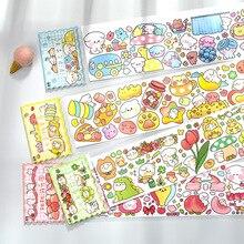 Masking Tape Washi School-Supplies Stationary Diary-Series Creative Mohamm 1pcs Tour